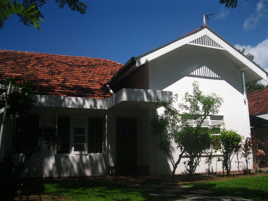 100 year old colonial home