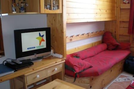 Studio vue sur les pistes  - Chanaz - Apartment