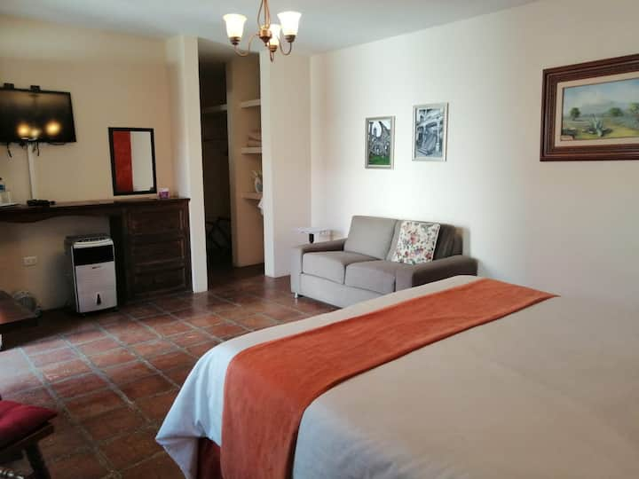 Petit Hotel en el corazon de San Pedro Cholula