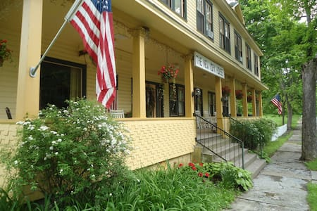Private rooms in Sharon Springs - Sharon Springs - Bed & Breakfast