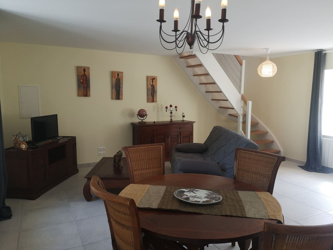 Appartement Colonial