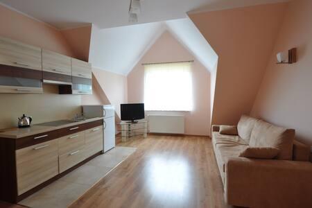 Dwupokojowy apartament 300m morze - Świnoujście - Apartament