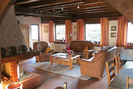 Urlaub im Ferienhaus Eggetal - Horn-Bad Meinberg - Lägenhet