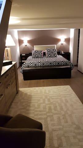 Très belle chambre 20 m2 avec salle d'eau
