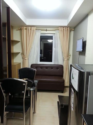 Fully furnished Condominium Unit in Baguio City