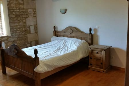 Double room in barn conversion. - Courpignac, -Poitou-Charentes, FR - 獨棟
