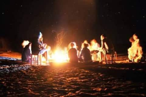 Camp Locals Under Stars & Yoga Retreat