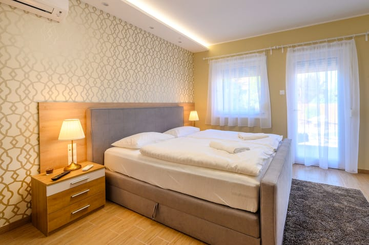 Newly renovated beautiful apartment in Bükfürdő
