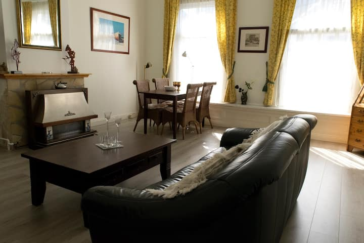 Nice appartement next to the peace palace