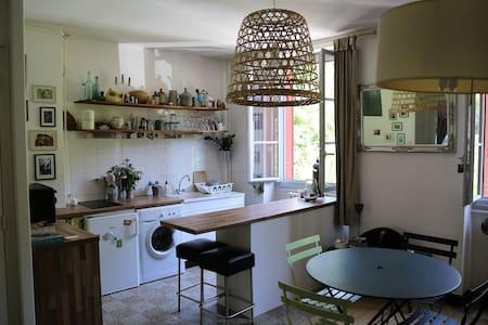 Petit appartement cosy et douillet - Nantua