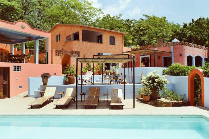 El Jardin Hotel - Triple room 4