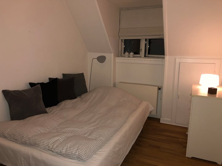 Nice room close to metro and centre of CPH