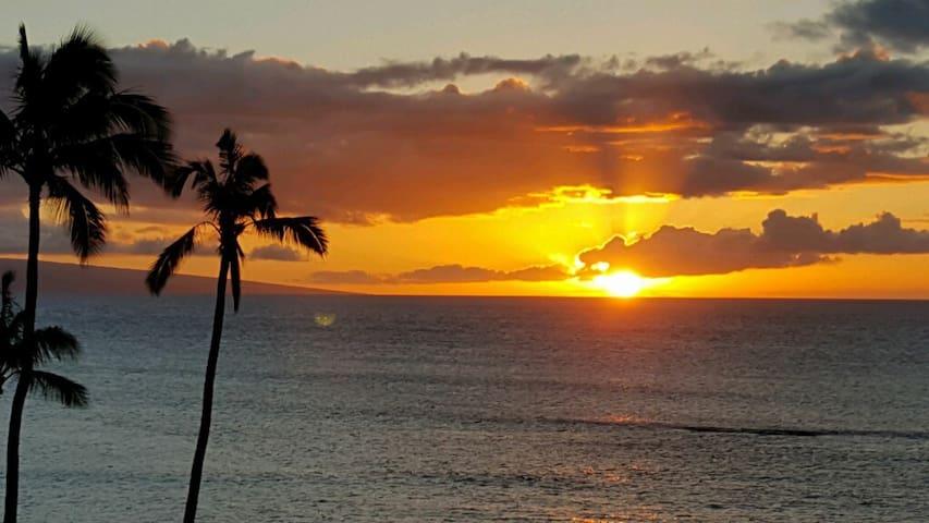 Amazing OCEANFRONT View, NAPILI - LAHAINA, Maui