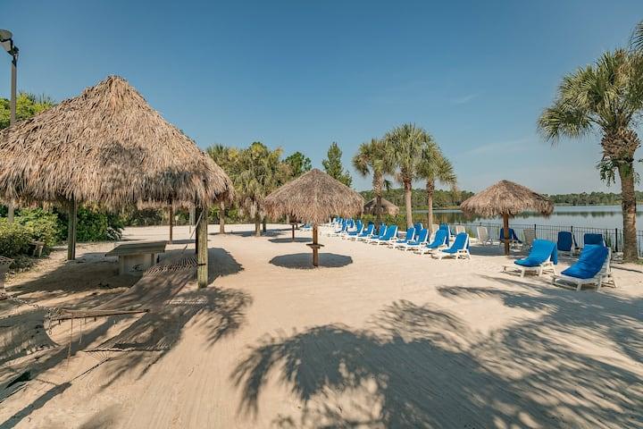 Award winning Bahama Bay condo near Disney-no fees