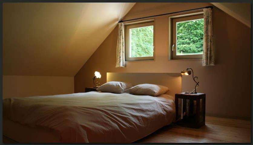 """La chambre du """"Trou paucot"""""""