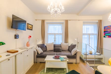 New cozy 2 room apartment in the center of Prague