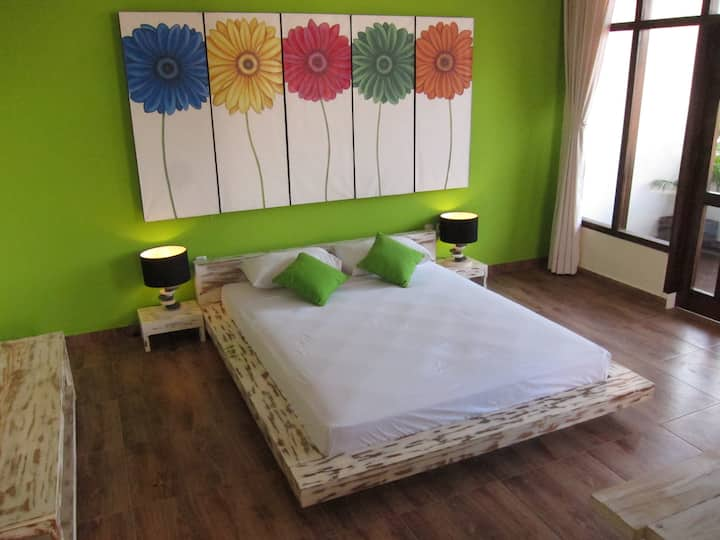 Room Tambora at Atmos Co-Living