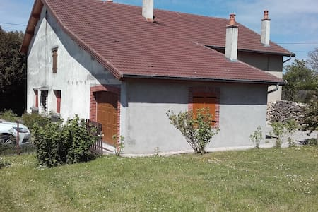 Maison de vacances en Franche Comté