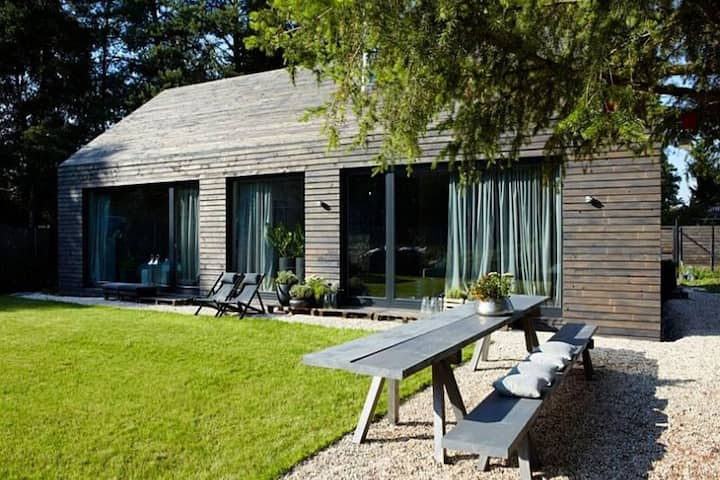 Eco-friendly Holiday Home in Aywaille with Jacuzzi, Sauna