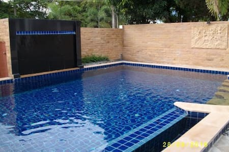The Beach House 3br with Private Pool - Villa