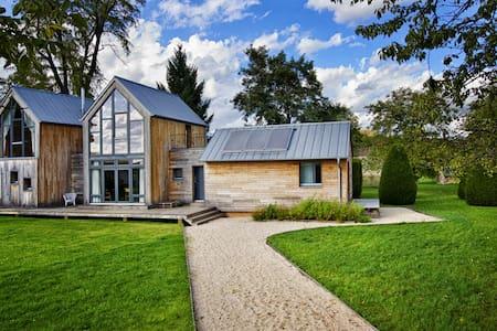 Maison écologique en Bourgogne - Puligny-Montrachet