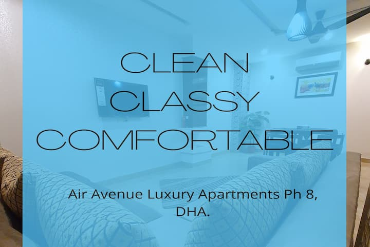 LG 14: Feel at Home, Clean and Safe environment!