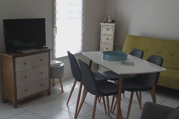 Appartement au coeur de St Martin
