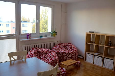 Sunny and cosy 1 room apartment - Łódź
