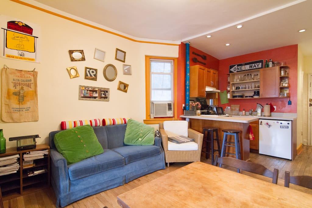Cozy charming apt lower east side apartamentos en alquiler en nueva york nueva york - Apartamentos alquiler nueva york ...