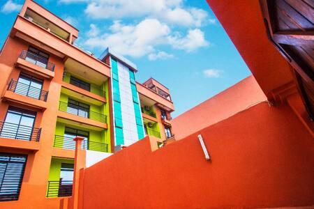 Studio confort dans un tres bel immeuble - Yaounde