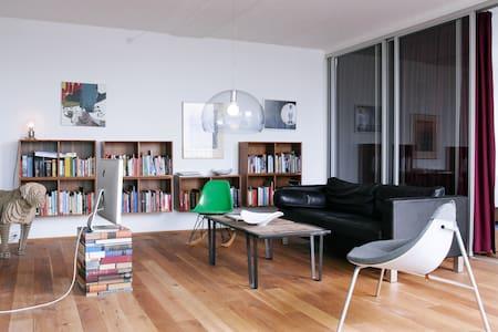 Room in designer apartment - Copenhagen - Apartemen