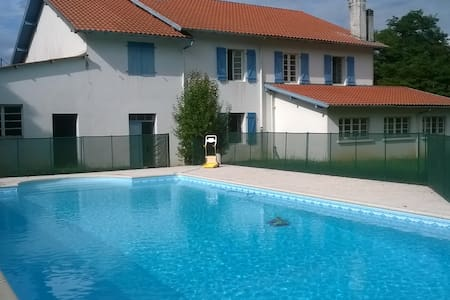 Family house, 15 pers, Landes - House