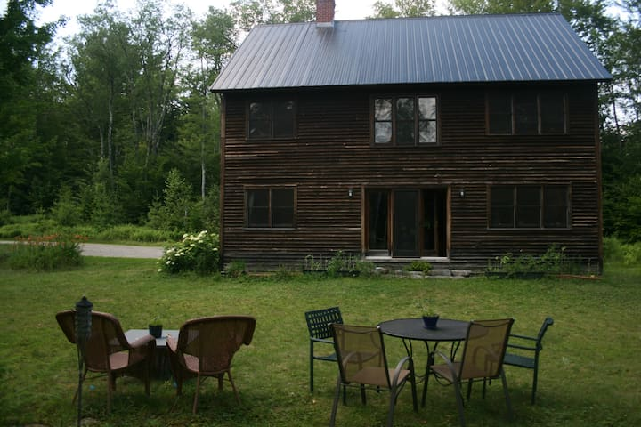 Woods Retreat/ski/bike/hike - Stowe - Bed & Breakfast