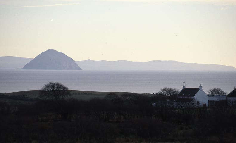 Arran, cosy scottish island retreat - Isle of Arran - Hus