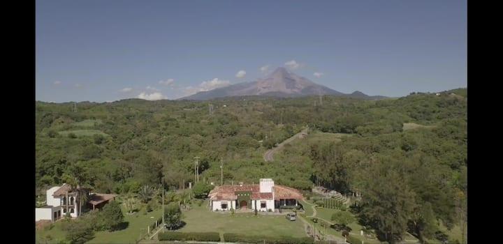 """QUINTA CALAPRIETA"" Mountain House For Family."