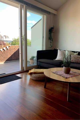 Living room on ground floor