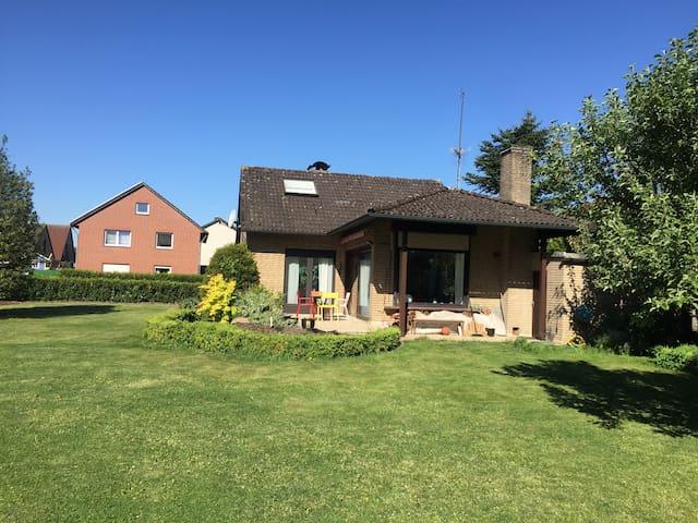 Ferienhaus mit schöner Aussicht in Epe