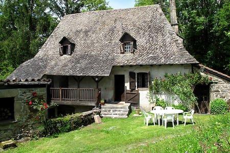 La Maison d'Angéline, à  Lacaze. - Sousceyrac - Casa