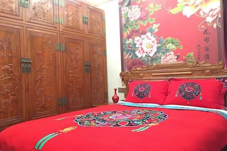红木豪居、贵阳风情,超五星三居奢华公馆,山中之王 !距龙洞堡机场仅10分钟 - Guiyang Shi