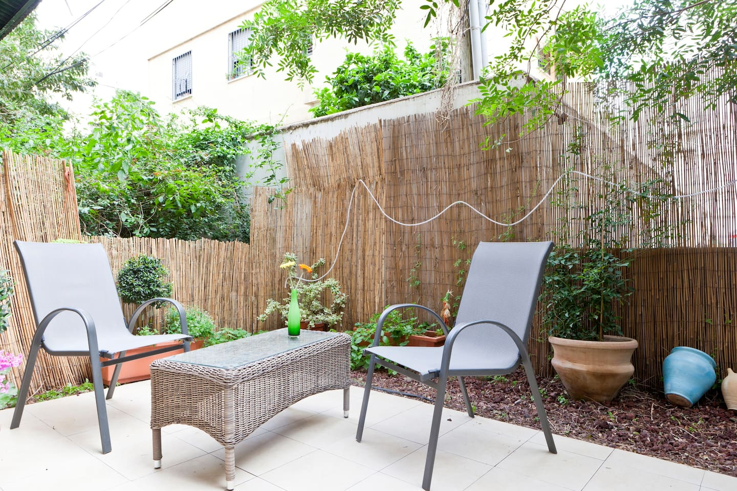 cute 2br apt u0026 garden near rothschild u0026 habima sq apartments for