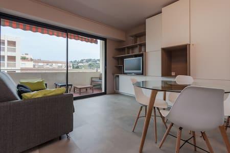 T3 proche Saint Tropez. Cavalaire - Cavalaire-sur-Mer - Apartament