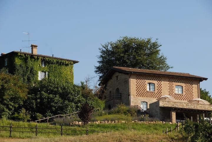 Country House La Cenerara (14 pers)