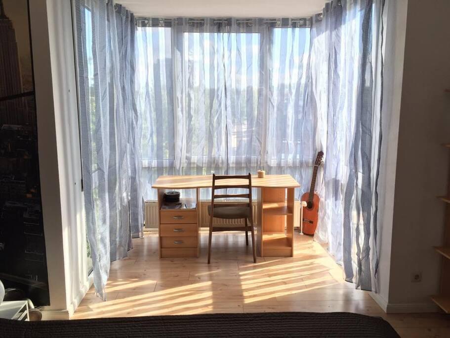 1 zimmer wohnung neugraben wohnungen zur miete in hamburg hamburg deutschland. Black Bedroom Furniture Sets. Home Design Ideas
