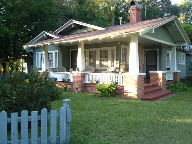 Florala, Alabama - whole cottage! - Florala - Huis