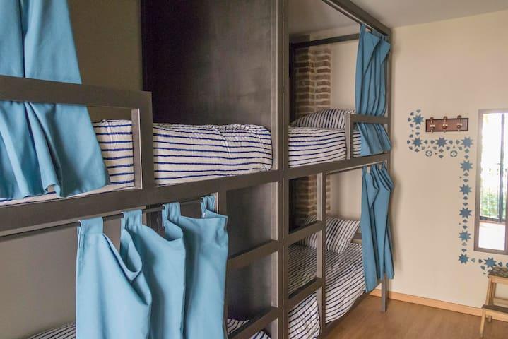 Habitación privada en El Granado Hostel