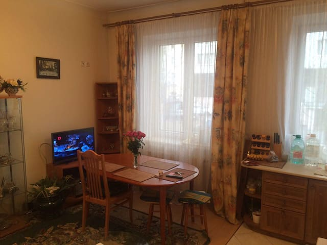 Room to choose, in the house of 1937 on Novy Arbat