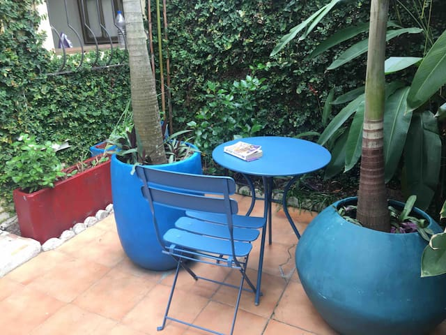 Bed and breakfast sur Cocody, Abidjan.
