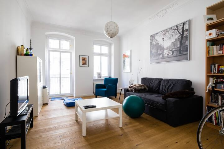 Nice and central in Berlin - Berlin - Condominium