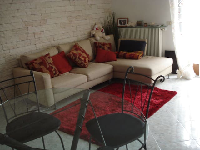 double room with private toilet - Mira Taglio - Appartement