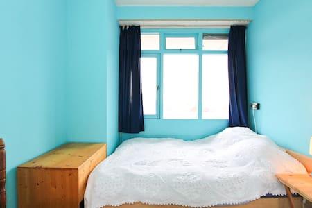 A'dam West - room with double bed  - อัมสเตอร์ดัม - อพาร์ทเมนท์
